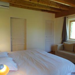 Vue chambre  - Albi - Tarn  - Chambre d'hôtes - Albi