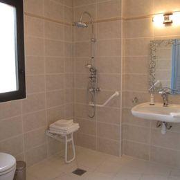 Salle de bain  - Saint Sulpice - Tarn - - Chambre d'hôtes - Saint-Sulpice