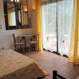 Vue chambre - Saint - Sulpice - Tarn -  - Chambre d'hôtes - Saint-Sulpice