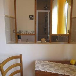 Salle d'eau - Saint - Sulpice - Tarn -  - Chambre d'hôtes - Saint-Sulpice