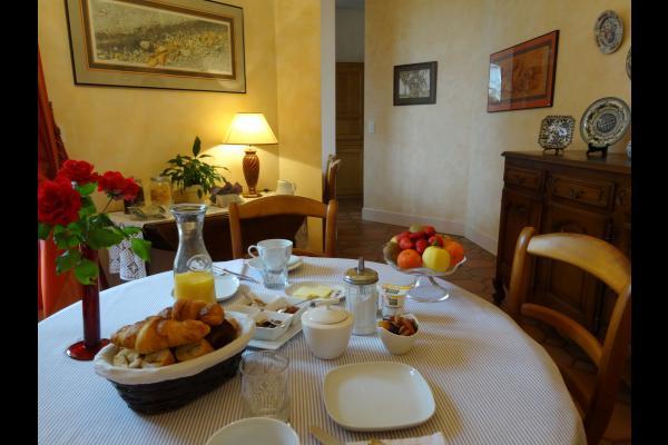 Petit déjeuner  - Rabastens - Tarn - - Chambre d'hôtes - Rabastens