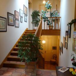 Pailler accès chambre  - Rabastens - Tarn - - Chambre d'hôtes - Rabastens