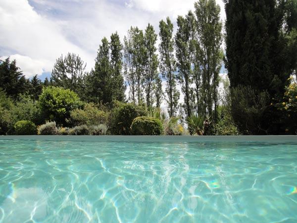 Piscine  - Virac - Tarn -  - Chambre d'hôtes - Virac