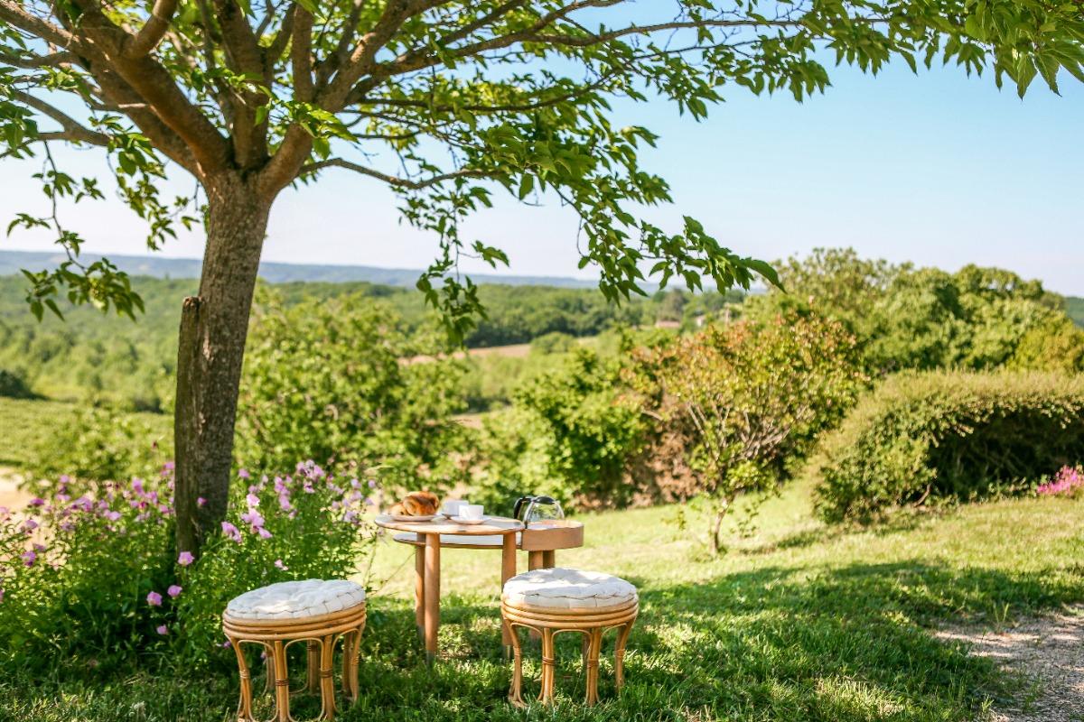 a l ombre du murie platane castelnau de montmiral tarn occitanie pyrenees mediteranees - Location de vacances - Castelnau-de-Montmiral