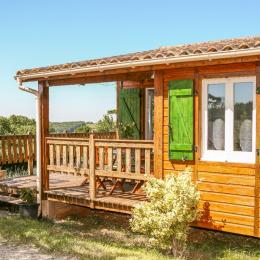 chalet  a castelnau de montmiral-tarn-occitanie-pyrenees mediteranees - Location de vacances - Castelnau-de-Montmiral
