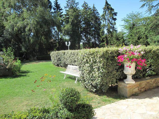 Terrasse, salon de jardin  - Le ségur - Tarn