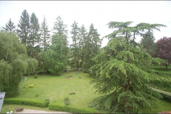 Pause détente au jardin  - Le ségur - Tarn