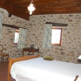 Chambre 1  - Location de vacances - Le Ségur