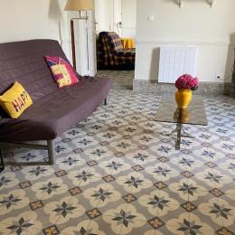 Sénouillac - Tarn - salle à manger - Location de vacances - Senouillac