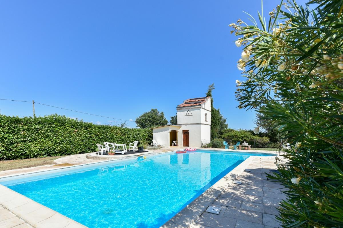 piscine - Cadalen - Tarn - Location de vacances - Cadalen