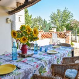 Pièce a vivre - Cadalen - Tarn - Location de vacances - Cadalen