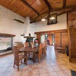 Pièce de vie  - Lautrec - Tarn -  - Location de vacances - Lautrec
