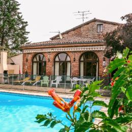 Albi - gîte avec piscine - - Location de vacances - Albi