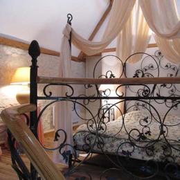Chambre  - Castelnau-de-lévis - Tarn - Location de vacances - Castelnau-de-Lévis
