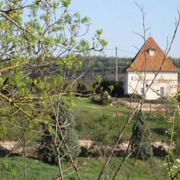 Vue colombier  - Castelnau-de-lévis - Tarn - Location de vacances - Castelnau-de-Lévis