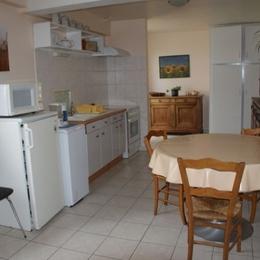 Coin cuisine  - Ronel - Tarn - - Location de vacances - Ronel
