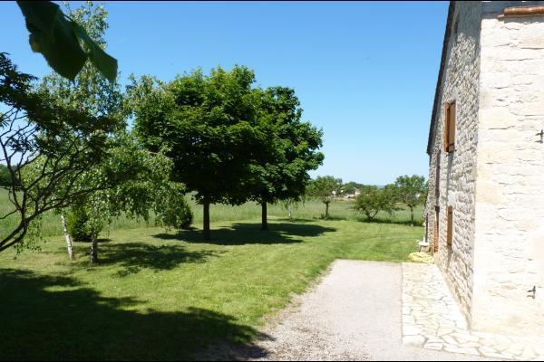 Jardin arboré - Cestayrols - Tarn - Location de vacances - Cestayrols