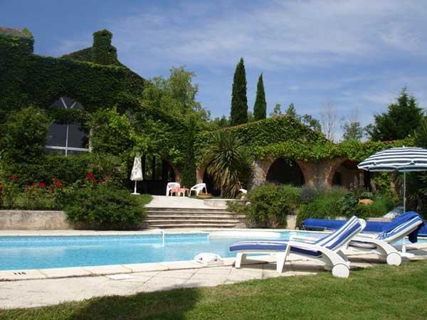 Piscine - Castelnau-de-lévis - Tarn - Location de vacances - Castelnau-de-Lévis