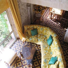 coin salon  - Castelnau-de-lévis - Tarn - Location de vacances - Castelnau-de-Lévis