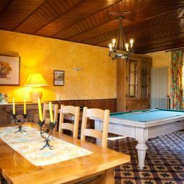 séjour - Location de vacances - Castelnau-de-Lévis