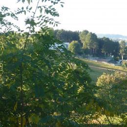 vue de la terrasse  - Albi - Tarn - - Location de vacances - Cunac