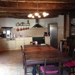 Cuisine - Penne - Tarn - - Location de vacances - Penne