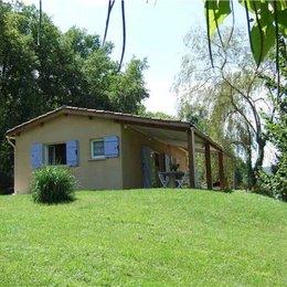 Vue gîte  - Montrosier - Tarn - Location de vacances - Montrosier