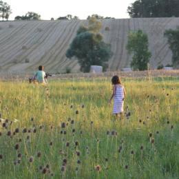 Salon de jardin  - Location de vacances - Vénès