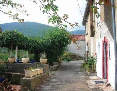 Accès gîte - Saint Amans Soult - Tarn - - Location de vacances - Saint-Amans-Soult
