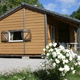 Chalet  - Nages - Tarn -  - Location de vacances - Nages