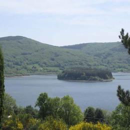 Vue sur le lac   - Nages - Tarn -  - Location de vacances - Nages