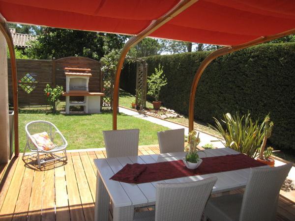 Salon extérieur - Albi - Tarn   - Location de vacances - Albi