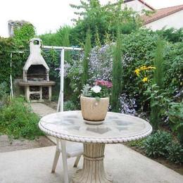 Jardin - Albi -Tarn - Location de vacances - Albi