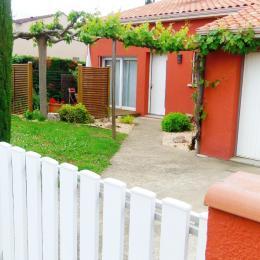 Gite Albi,  mesures COVID 19 facilitées: maison indépendante, gel hydroalcoolique fourni. - Location de vacances - Albi
