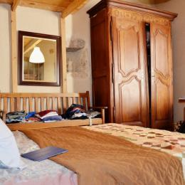 Chambre 1 Mouzieys Panens - Tarn - Location de vacances - Mouzieys-Panens