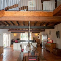 Verger de L'Espargne - de belles perspectives vers l'étage - Location de vacances - Saint-Germier