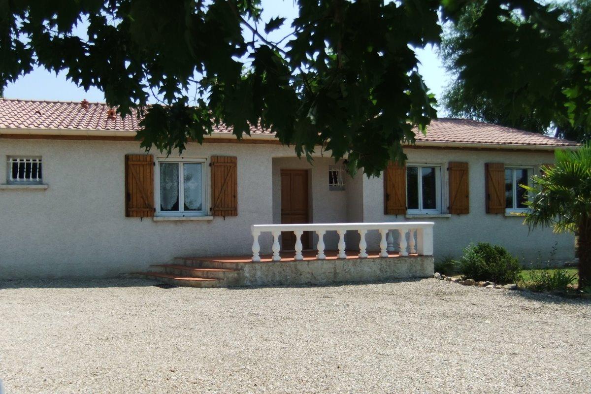 Maison à Soual Tarn - Location de vacances - Soual