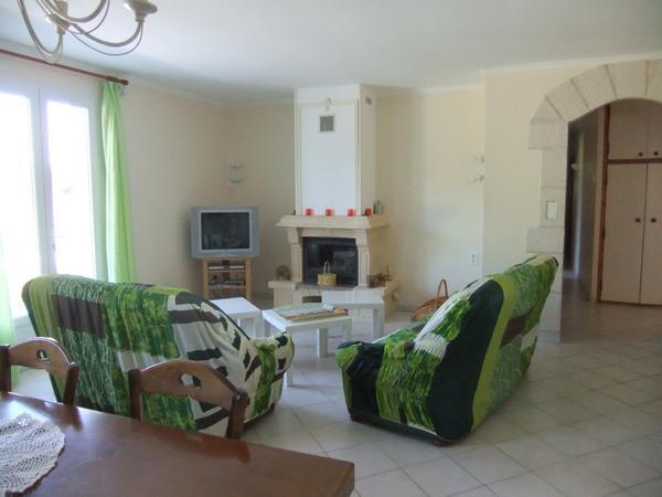 Chambre avec 1 lit en 140  - Soual - Tarn