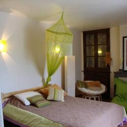 Chambre  - Sainte Croix - Tarn - - Location de vacances - Sainte-Croix
