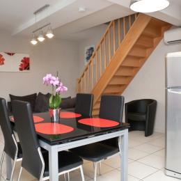 Location de vacances - Logis du Castelviel - Albi - Tarn - Espace de vie - Location de vacances - Albi