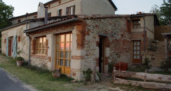 Gîte - Villeneuve les Lavaur - Tarn -  - Location de vacances - Villeneuve-lès-Lavaur