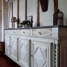 Salon - Location de vacances - Florentin