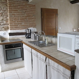 cuisine  - Location de vacances - Florentin