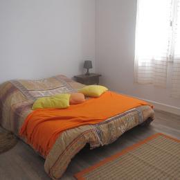 Tarn - Tarn - Chambre 1 -  1 lit en 140 - Location de vacances - Terssac