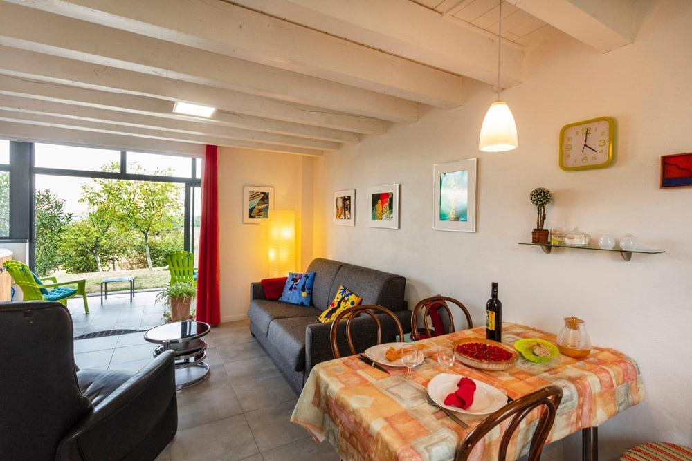 Gite Belsoulel dans le Tarn à Ambres près de Lavaur. au cœur du pays de Cocagne - en région d'Occitanie près des Pyrénées - Location de vacances - Ambres