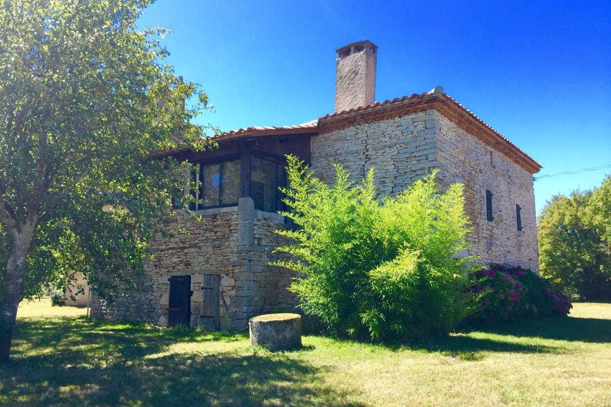 gîte la glycine- joanny- penne - Location de vacances - Penne