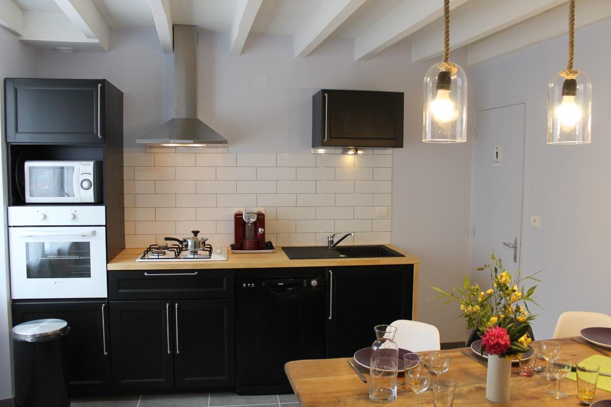 Le jardin - Location de vacances - Parisot