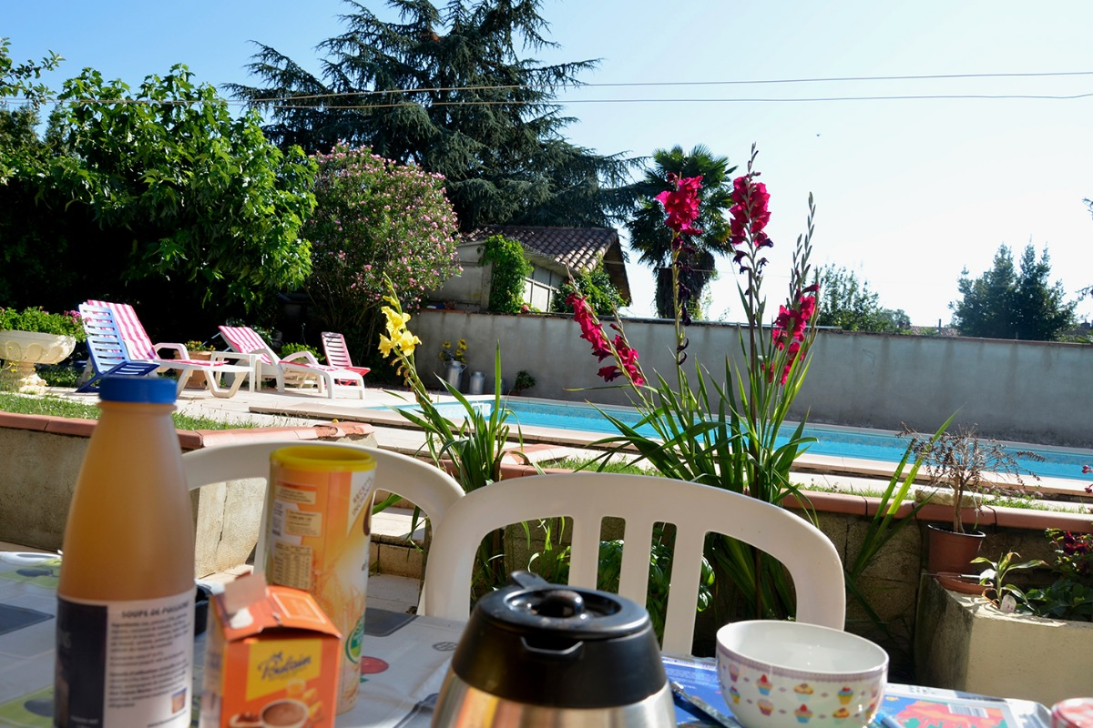 Saint-Juery - Tarn - Midi-Pyrénées - Occitanie - Piscine - Location de vacances - Saint-Juéry