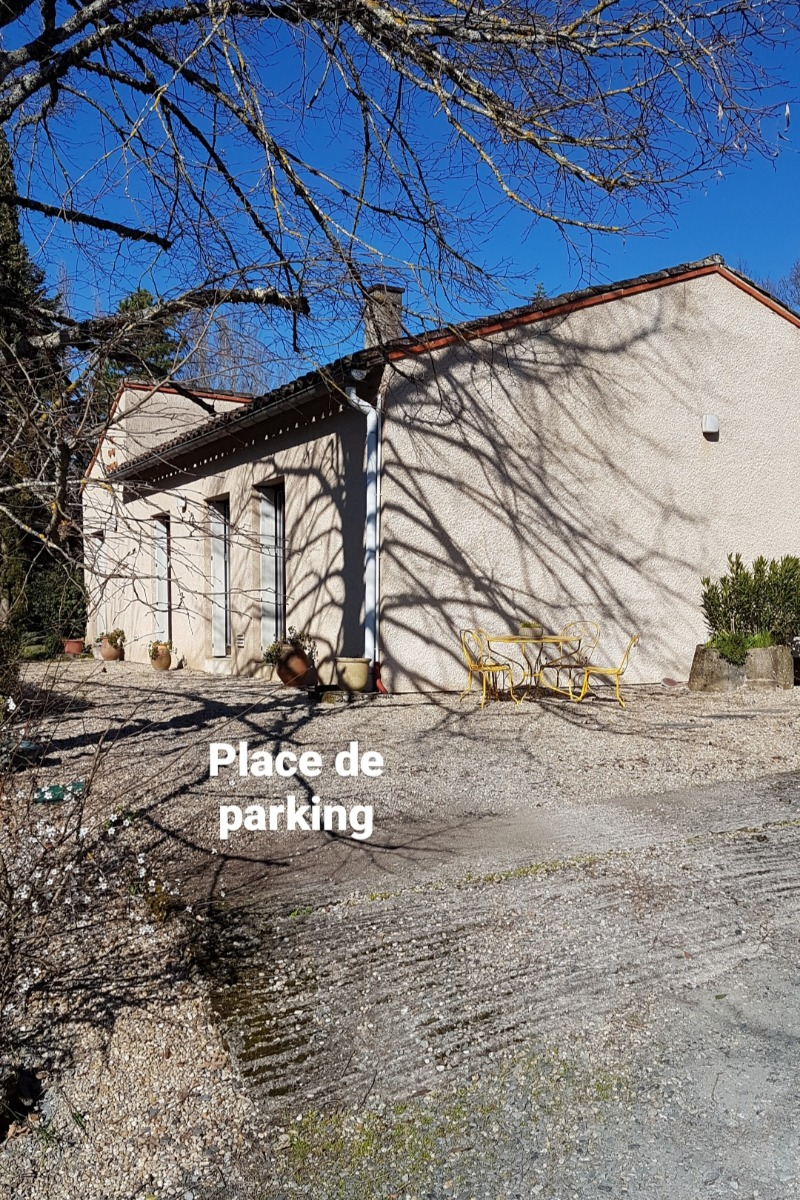 Tarn - Puygouzon - Albi - Maison plain pied avec parking privé - Location de vacances - Puygouzon