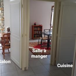 Tarn - Puygouzon - Albi - Maison plain pied - entrée - occitanie - Location de vacances - Puygouzon